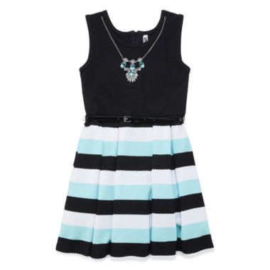 jcpenney.com | Knit Works Sleeveless Skater Dress - Big Kid Girls