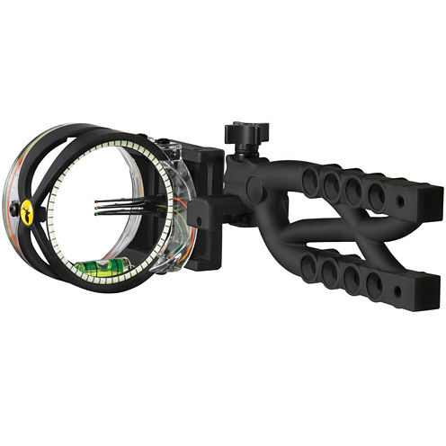 CYPHER BOW SIGHT 5 PIN .019 BLACK