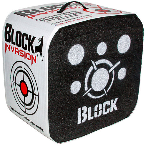 FIELD LOGIC-BLOCK INVASION 16 TARGET