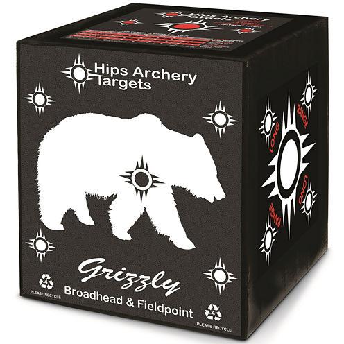 HIPS ARCHERY X2 GRIZZLY XBOW TARGET