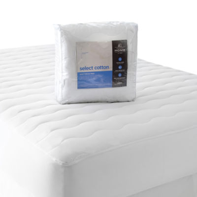 jcpenney home select mattress pad - Royal Velvet Sheets