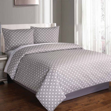 jcpenney.com | Riverbrook Home Dotty 2-pc. Midweight Comforter Set