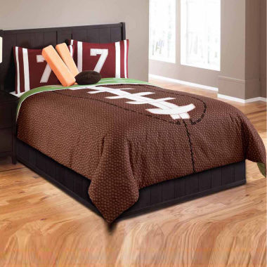 jcpenney.com | Riverbrook Home Field Goal 5-pc. Midweight Comforter Set