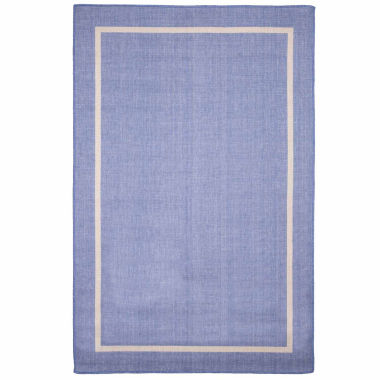 jcpenney.com | Cambridge Home Indoor-Outdoor Border Rectangular Rugs