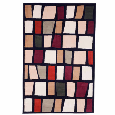 jcpenney.com | Cambridge Home Color Block Rectangular Rugs