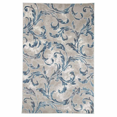 jcpenney.com | Cambridge Home Vintage Leaves Rectangular Rugs