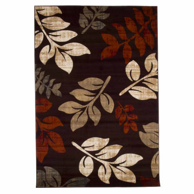 jcpenney.com | Cambridge Home Falling Leaves Rectangular Rugs