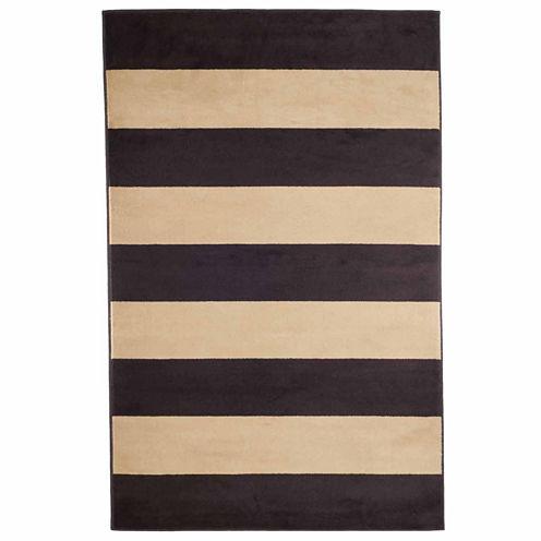 Cambridge Home Autumn Stripe Rectangular Rugs