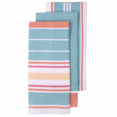 jcpenney.com | Ladelle Layla 3-pc. Kitchen Towel