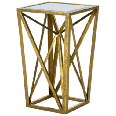 jcpenney.com | Madison Park Megan Gold Mirrored Console Table