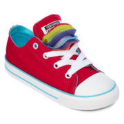Converse Chuck Taylor All Star Party Slip-On Girls Sneakers - Toddler