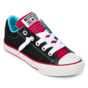 Converse Chuck Taylor All Star Street Low Girls Sneakers - Little Kids/Big Kids