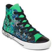 Converse Chuck Taylor All Star High-Top Graphic Boys Sneakers - Little Kids