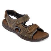 Clarks® Brigham Part River Slide Mens Sandals