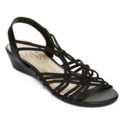 St. John's Bay® Rhianna Strappy Sandals