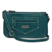 Rosetti® Multiplex Aqua Crossbody Bag