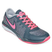 Nike® Dual Fusion TR3 Print Womens Training Shoes