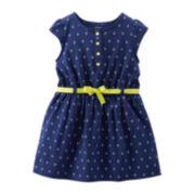 Carter's® Anchor Dress - Girls Toddler 2t-5t