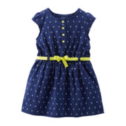 Carter's® Anchor Dress - Girls Toddler 2t-5t