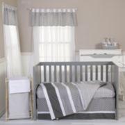 Trend Lab® Ombré Gray 3-pc. Baby Bedding Set