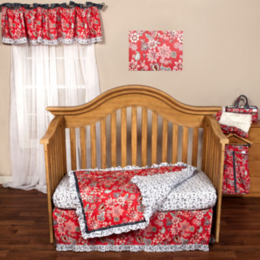 jcpenney.com | Waverly® Baby by Trend Lab® Charismatic 3-pc. Crib Bedding Set
