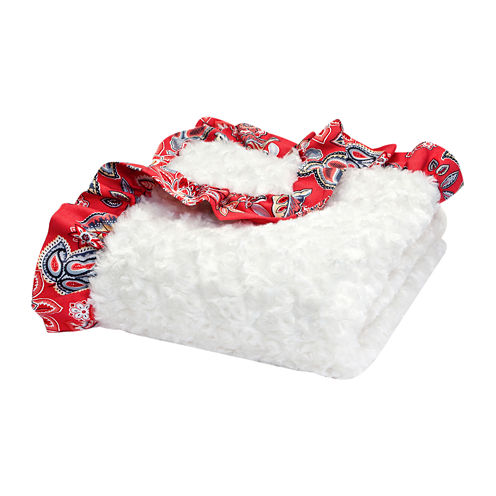 Waverly® Baby by Trend Lab® Charismatic Receiving Blanket