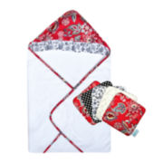 Waverly® Baby by Trend Lab® Charismatic Hooded Towel and Washcloth Set