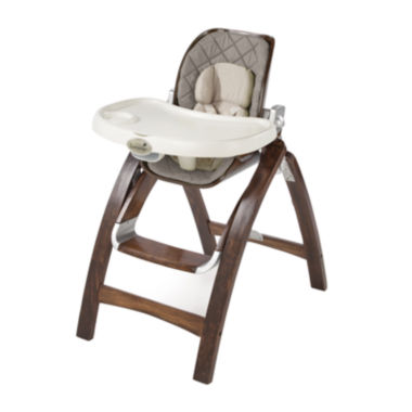 jcpenney.com | Summer Infant® Bentwood High Chair - Goose Down Gray