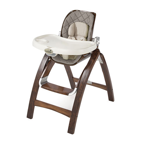 Summer Infant® Bentwood High Chair - Goose Down Gray