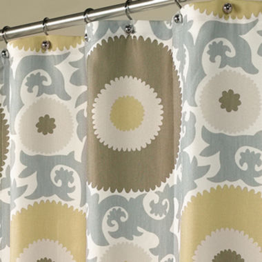 jcpenney.com | Ottoman Blossom Shower Curtain