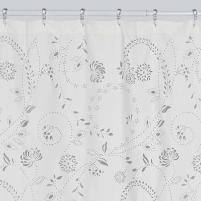 Creative BathTM Eyelet Shower Curtain