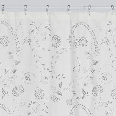 jcpenney.com | Creative Bath™ Eyelet Shower Curtain