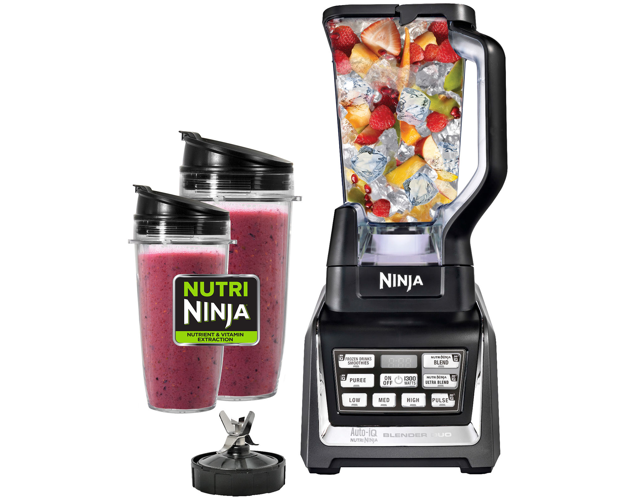 Nutri Ninja - Ninja Blender Duo\