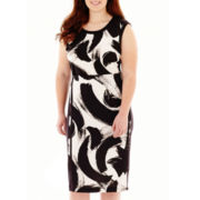 Worthington® Crop Top or Double-Tux High-Waist Pencil Skirt - Plus