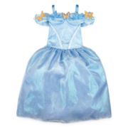 Disney Collection Cinderella Deluxe Costume – Girls 2-12