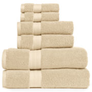 Royal Velvet® Egyptian Cotton Solid Bath Towels