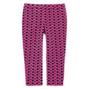 Total Girl® Capri Legging - Girls 7-16 and Plus