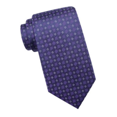jcpenney.com | Collection by Michael Strahan Floral Dot Silk Tie