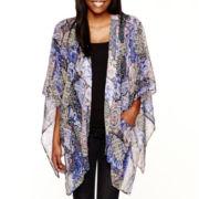 Arizona Print Cardigan Kimono