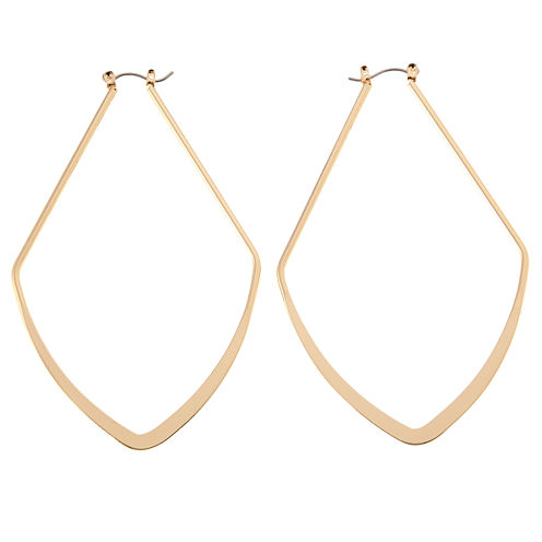 Natasha Accessories Hoop Earrings