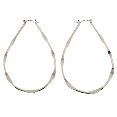jcpenney.com | Natasha Accessories Hoop Earrings