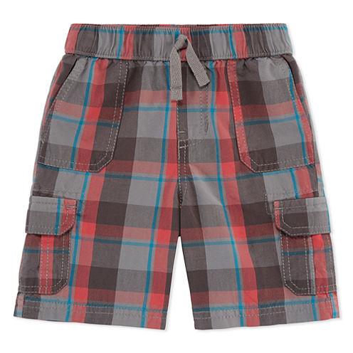 Arizona Twill Cargo Shorts - Toddler Boys
