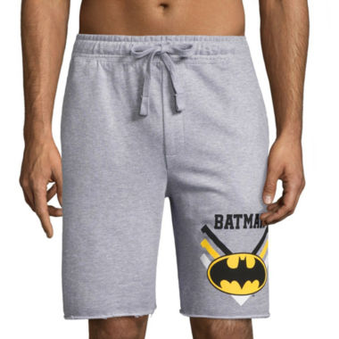jcpenney.com | Batman French Terry Pajama Shorts