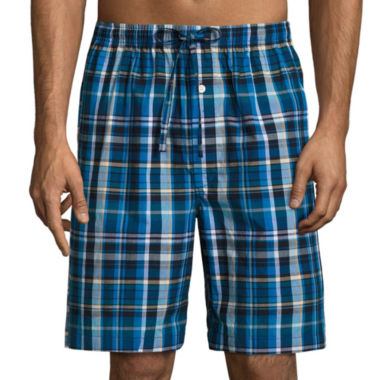 jcpenney.com | Stafford® Woven Pajama Shorts