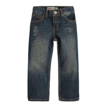 jcpenney.com | Levi's 514 Straight-Fit Jean - Toddler Boys 2T-4T