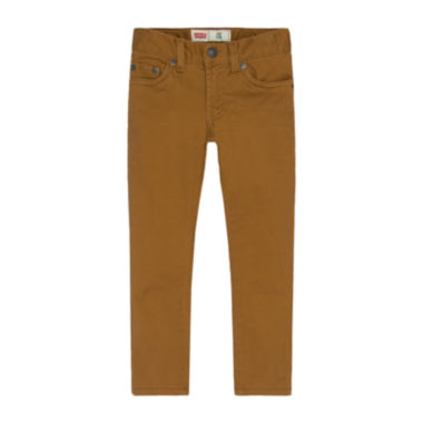 jcpenney.com | Levi's Sueded Pant - Toddler Boys 2T-4T