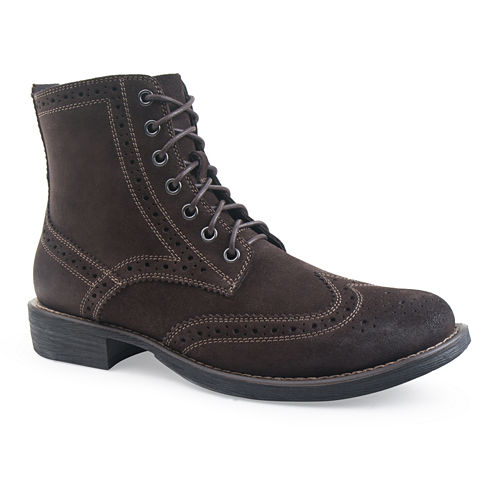 Eastland Bennet Mens Combat Boots