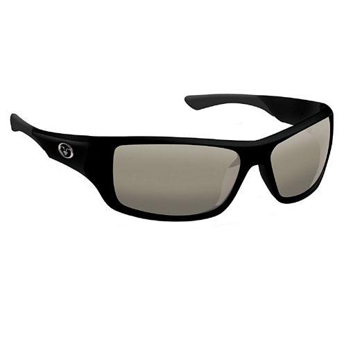 Flying Fisherman Triton Sunglasses Matte Black Frame Smoke Lens