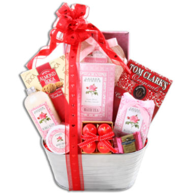 jcpenney.com | Alder Creek Sweet Scents of Love Gift Basket