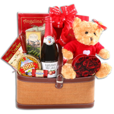 jcpenney.com | Alder Creek Romantic Picnic for Two Gift Basket